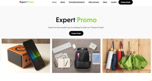 Expert Promo Home Page